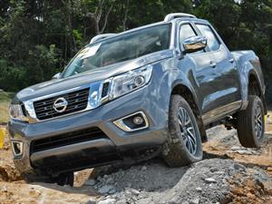Nissan pisa fuerte en el segmento de las Pick-ups