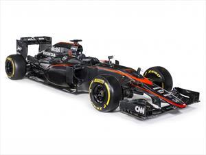 F1: McLaren estrena decoración en su auto