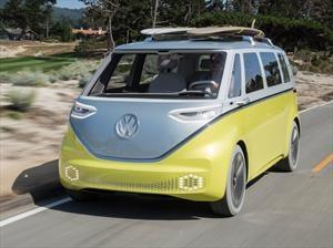 Volkswagen I.D. Buzz Concept se producirá en 2022