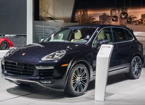 Porsche Cayenne Turbo S debuta