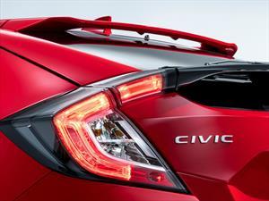 Honda presenta el Civic hatcback en el Salón del Automóvil De París