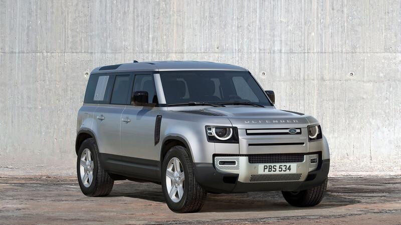 Land Rover Defender 2020 debuta