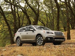 Subaru tuvo un buen 2015