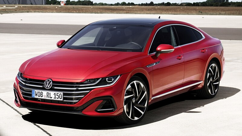 Volkswagen Arteon 2021 suma una versión híbrida