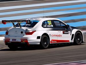 WTCC Paul Ricard, Citroën sigue dominando