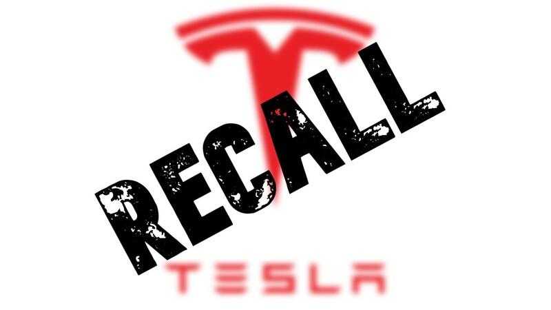 Tesla llama a revisión al Model X y Model Y