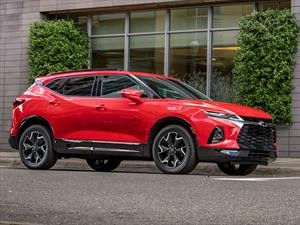 Chevrolet Blazer 2019, llega a México el Camaro de las camionetas