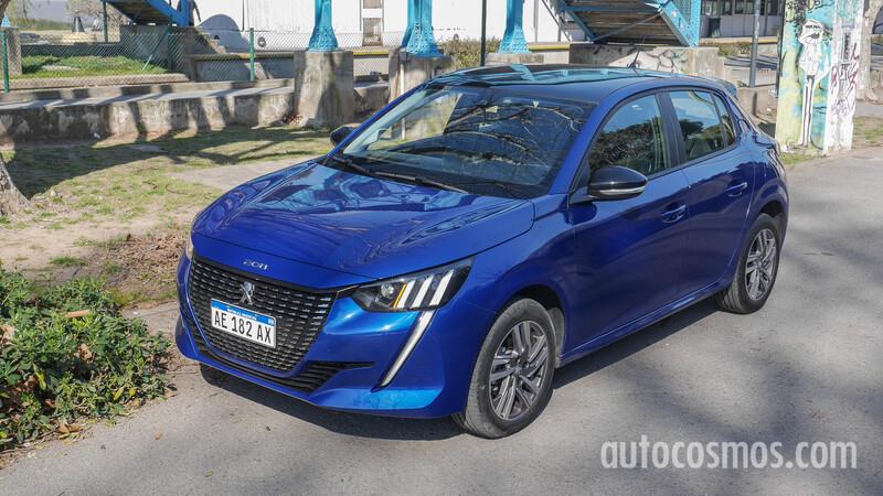 Test Peugeot 208 II: con los colmillos afilados
