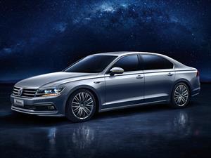 Volkswagen Phideon es el sedán de lujo para China