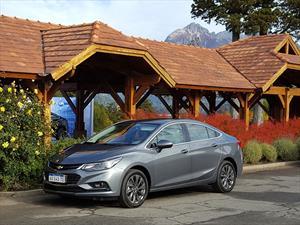 El nuevo Chevrolet Cruze se lanza en Argentina