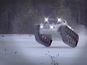 Ripsaw EV-2, el vehículo perfecto para el apocalipsis