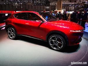 Alfa Romeo Tonale Concept, el SUV compacto de la firma italiana será híbrido