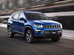 Jeep Compass lanza nueva versión en Argentina