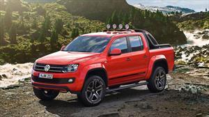 Volkswagen Amarok Canyon Concept debuta en Ginebra 2012