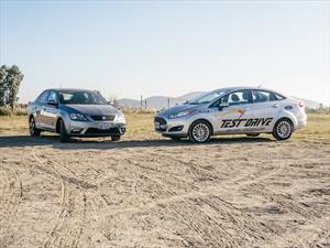 Comparativa: SEAT Toledo vs Ford Fiesta Sedán