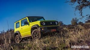 Test drive Suzuki Jimny, el juguete perfecto