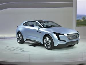Subaru VIZIV Concept debuta