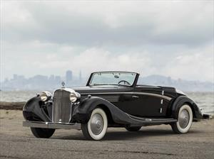 Sale a subasta un Maybach SW38 Roadster 1938