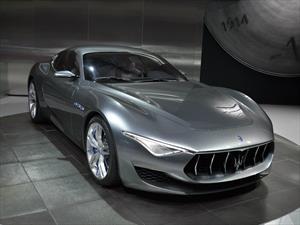 Eligen al Maserati Alfieri como el mejor concept de 2014