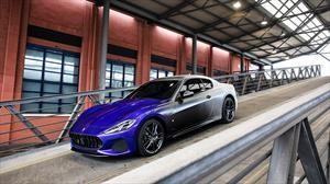 Maserati entra al mundo electrificado con el GranTurismo Zéda 2020