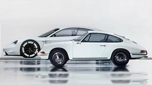 Qué tienen en común el Porsche 911 y el Taycan