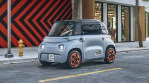 Citroën Ami 2021, libertad y movilidad eléctrica