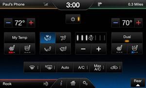 Ford anuncia mejoras en el sistema MyFord Touch