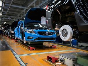 Volvo se refuerza para la producción del XC90