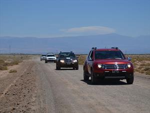 """Tercera Travesía Eco Solidaria, """"Camino a escuelas del desierto"""""""
