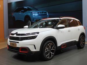 C5 Aircross: el SUV según Citroën