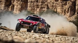 Carlos Sainz se impone en la 10a etapa del Dakar 2020