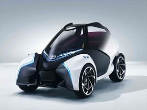Toyota i-Tril Concept, el auto del futuro
