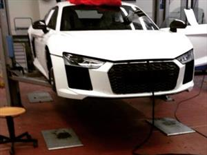 Así podría ser el nuevo Audi R8