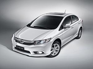Honda presenta el nuevo Civic