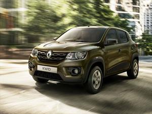 Renault Kwid, el nuevo SUV subcompacto de la marca