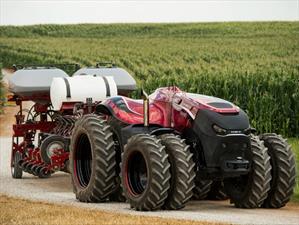 Tractor autónomo quiere revolucionar la agricultura