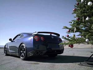 ¿Cómo quitar los adornos de un árbol de Navidad en menos de 3 segundos?