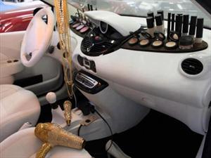 Transforma tu auto en el mejor salón de belleza
