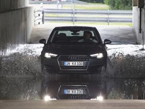Audi simula en 5 meses lo que le pasa a un auto en 12 años