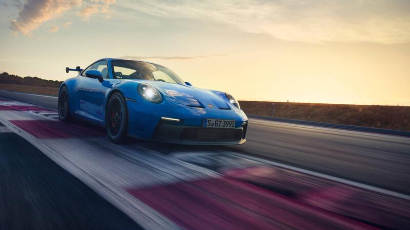 Porsche 911 GT3 2021, impresionante