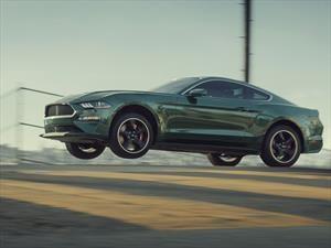 Ford Mustang Bullitt 2019 llega a México listo para quemar llanta