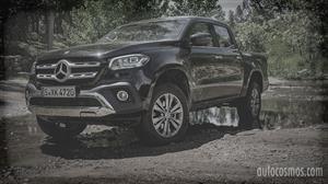 ¿Fracaso? Mercedes-Benz piensa cancelar la Clase X