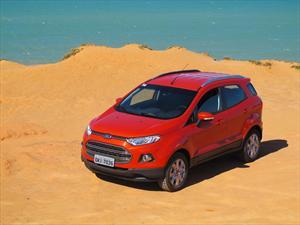 Ya podés comprar la Ford EcoSport Diesel