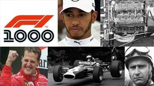 F1 1000 GP Los más ganadores de la historia