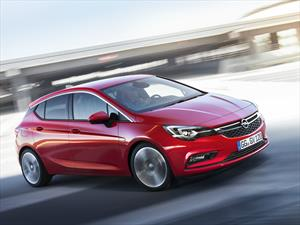 Opel Astra 2016 debuta