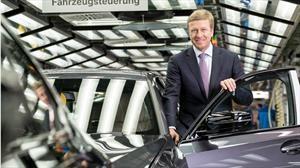 Oliver Zipse es el nuevo director de BMW