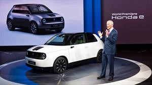 Honda e 2020, listo para comenzar su producción en serie