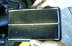 ¿Afectó la ceniza volcánica la mecánica de mi auto?