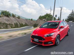 Ford Focus ST 2016: Prueba de manejo