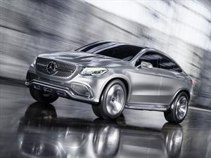 Mercedes-Benz Concept Coupé SUV se presenta